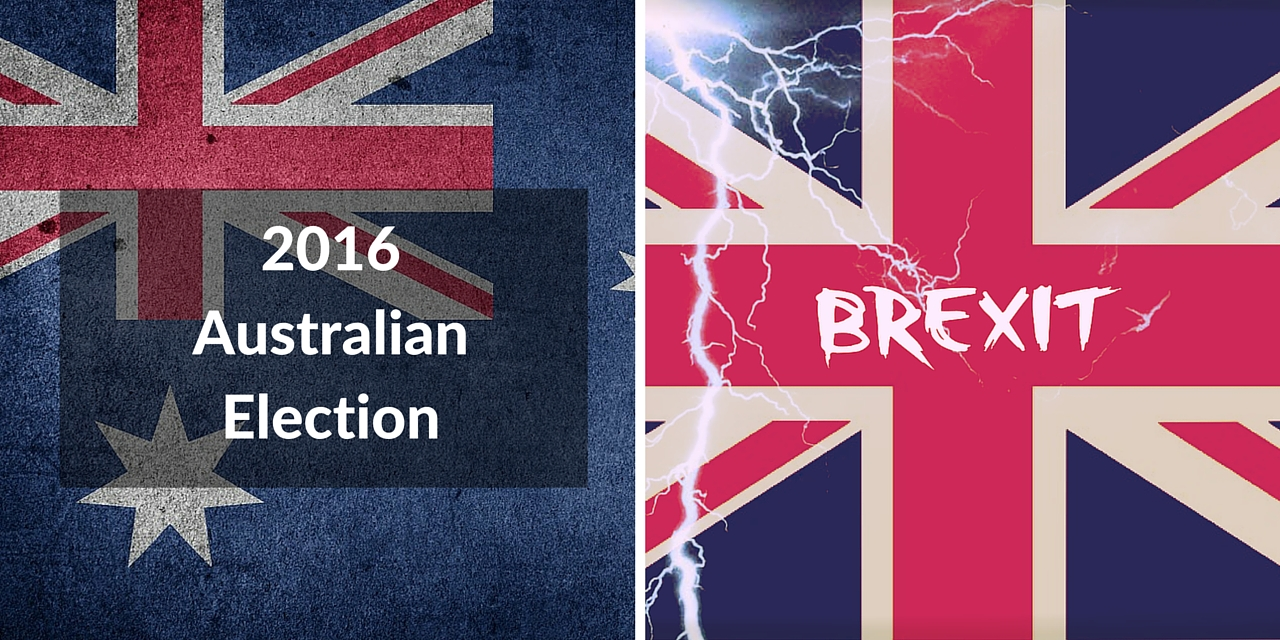 2016 Australian Election & Brexit Impact on Investors Prime Financial Group
