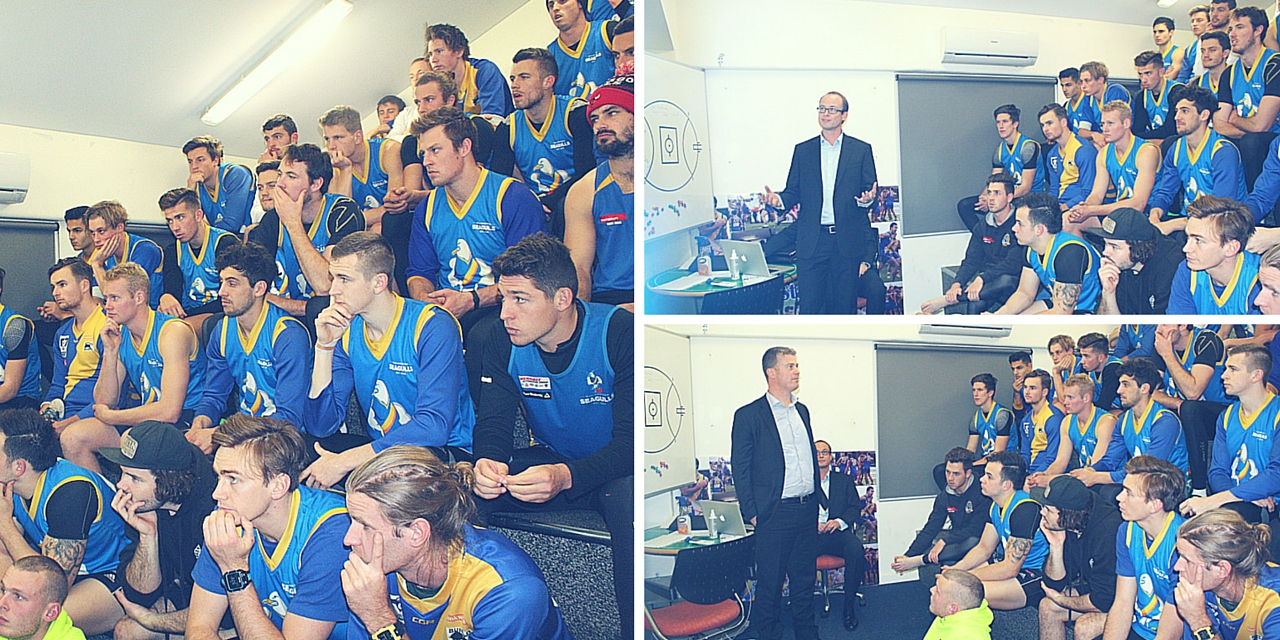 Prime Financial Group runs Wealth Session for Williamstown FC Seagulls Players