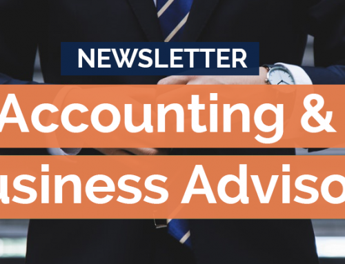Accounting & Business Advisory Update – February 2019